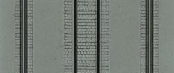 34127 Брусчатка с рельсами для портальных кранов (20 х 12 см) - фото 8778
