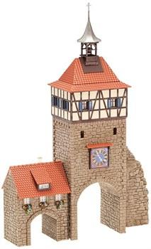 130406 Городские ворота с башней (старый город) - фото 8803
