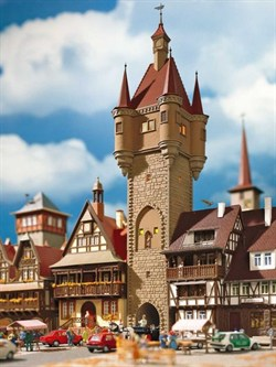 43900 Башня Rothenburg - фото 8804