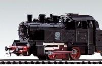 50500 Паровоз BR 80 DB - фото 8822
