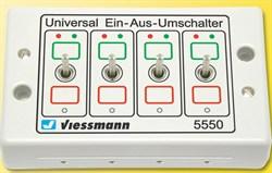 5550 Переключатель универсальный на 4 точки - фото 8903