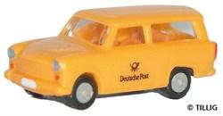 """08734 Trabant """"Deutsche Post"""" - фото 8957"""