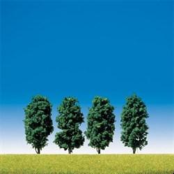 181416 Лиственные деревья 4шт., 110мм - фото 8984