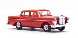 40401 Mercedes-Benz 220 красный (1959) - фото 9011