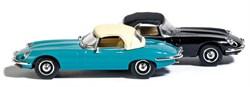 38120 Jaguar E-Type Cabrio закрытый (1961)  - фото 9027