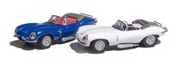 38323 Jaguar XKSS, Cabrio открытый (1957) - фото 9029