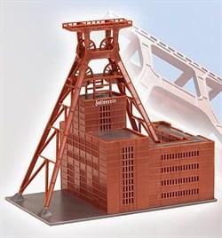190299 Здание шахты ZOLLFEREIN (Готовое изделие) - фото 9092