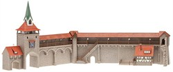 130401 Стена старой части города (комплект) - фото 9181