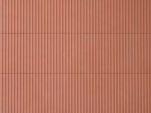 52432 Крыша жестяная красно-коричневая - фото 9287