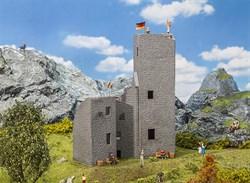 130585 Руины крепости - фото 9440