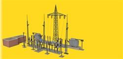 39840 Трансформаторная подстанция Баден-Баден с электро-вспышкой - фото 9466