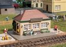 99052 Станция Wachstädt