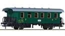 54335 Пассажирский вагон, 2. Klasse, CSD, Epoch:III