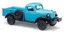 44024 Dodge грузовик синий