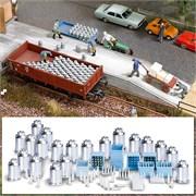 1145 Бидоны, бутыли, молочные ящики