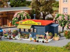 130560 Цветочный магазинчик-киоск