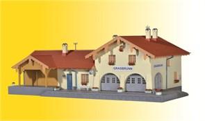 39388 Вокзал Grasbrunn