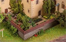 180941 Забор стенное покрытие