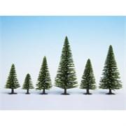26827 Деревья Ели серебристые высокие 16-19см (10шт)