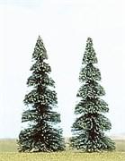 6105 Елки деревья 2шт. 110мм