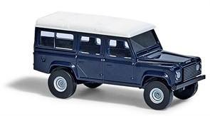8372 Land Rover Defender синий