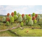 26806 Цветущие деревья 5-9см (25шт)