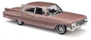 201124172 Cadillac Sedan deVille, розовый металлик