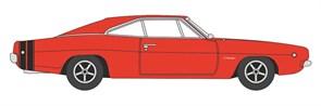 201129436 Dodge Charger 1968, красный