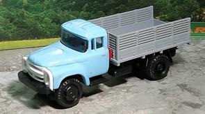 RUSAM-ZIL-130-20-650 Автомобиль ЗИЛ 130 бортовой, 1:87, 1963—1986, СССР