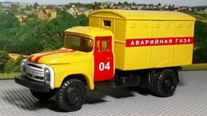 RUSAM-ZIL-130-42-440 Автомобиль ЗИЛ 130 «АВАРИЙНАЯ ГАЗА», 1:87, 1963—1986, СССР