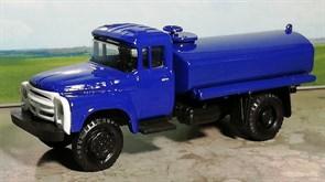 RUSAM-ZIL-130-65-700 Автомобиль цистерна для транспортировки питьевой воды ЗИЛ 130, 1:87, 1963—1986, СССР