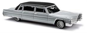 "42958 Cadillac '66 Limousine »Metallica«Silber"""