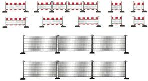 180435 Оградительный забор, 460 мм