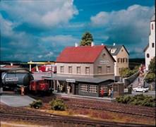 """61820 Вокзал """"Burgstein"""""""