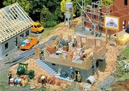 130307 Строящийся дом