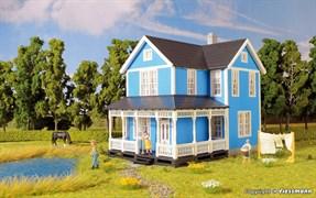 38841 Шведский дом, синий