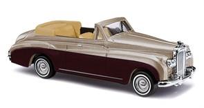 44450 Bentley Serie III Cabrio, Metallic Gold