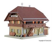 38024 Сыроваренный завод (с освещением)