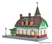 39509 Вокзал «Burg-Spreewald» (со светом)