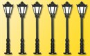 60706 Парковые фонари 5+1 (h-56мм)