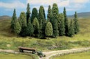 26811 Смешанный лес деревья 50-140мм (25шт.)