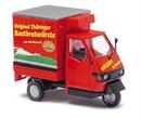48463 Piaggio Ape 50 Grill Truck