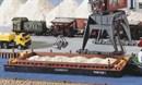 38524 Баржа для сыпучих грузов и контейнеров