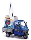 48461 Piaggio Ape 50 Surf-Shop